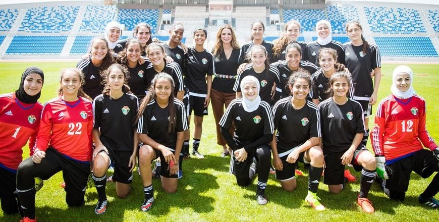 Jordanian World Cup Team