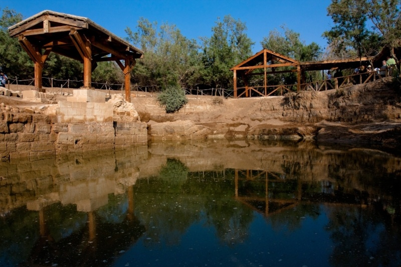 Experiencing Bethany Beyond the Jordan - The Site of Jesus' Baptism