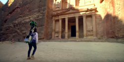 Explore-Petra-with-Queen-Rania-on-GoogleMaps