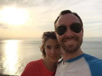 At the Dead Sea