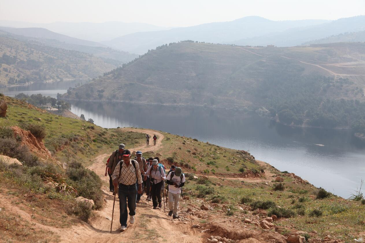 Jordan Trail