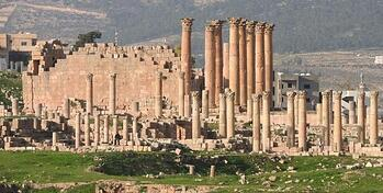 Jerash popularity on the rise as tourists' 'must-see' destination