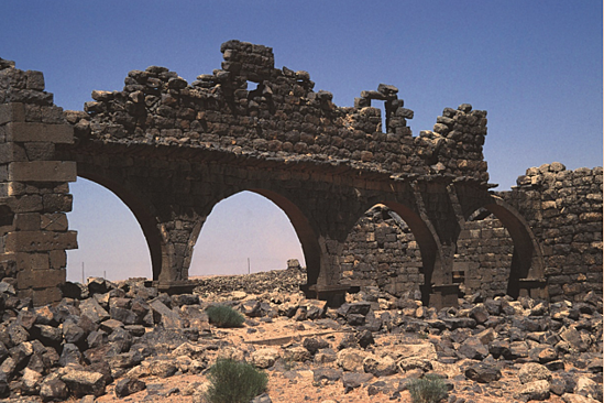 """The """"Black City"""" of Um Al Jimal Highlighting one of Jordan's many unique archaeological treasures t.png"""