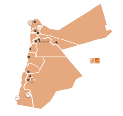 The Meaningful Travel Map of Jordan