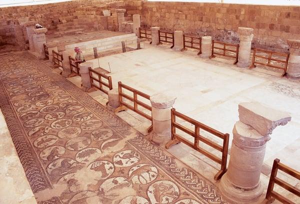 Main- Petra Byzantine Church