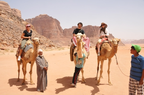 """Escaping the Matrix: Why People are Traveling to Jordan to """"Unplug"""""""