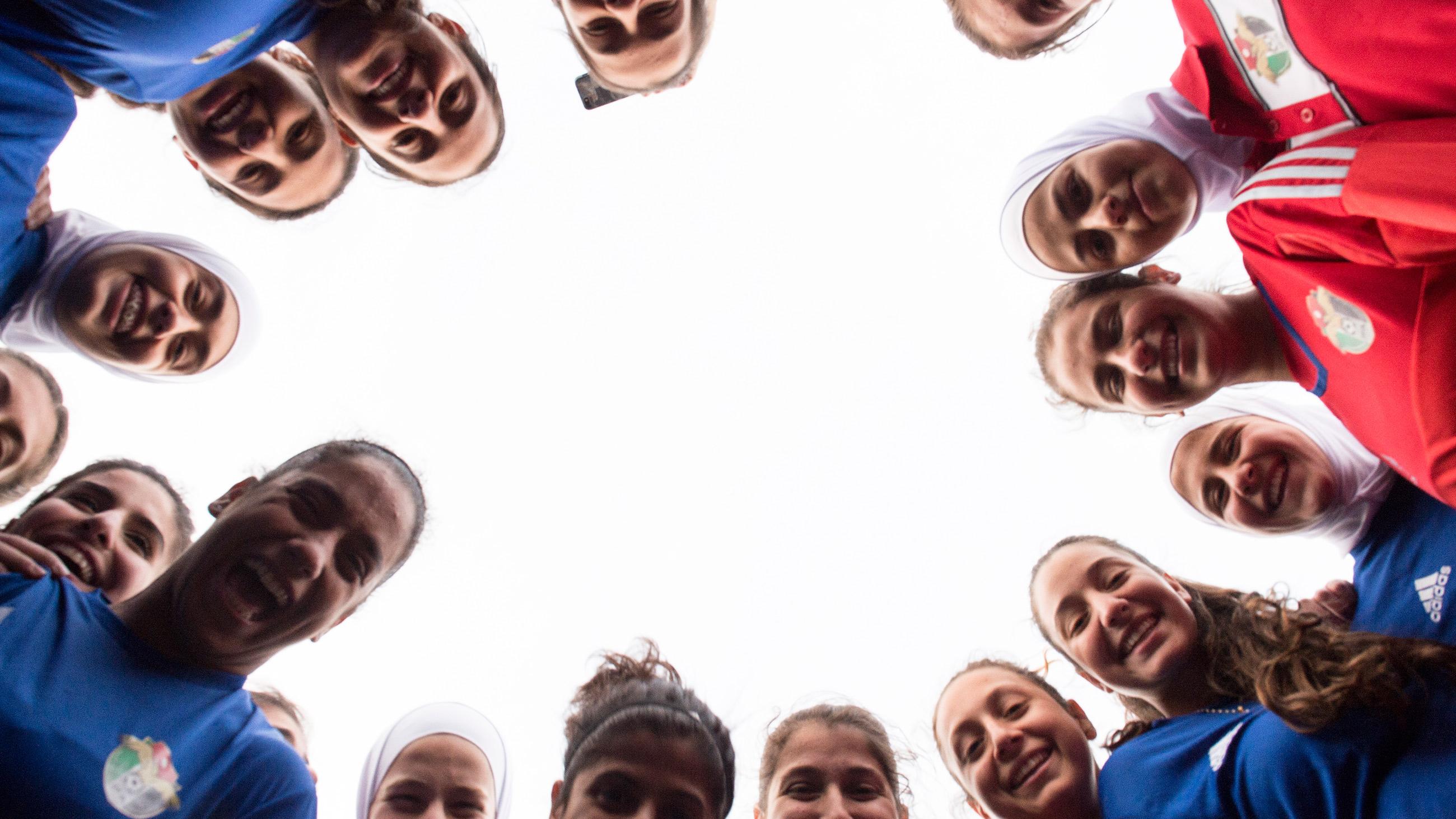 The Washington Post - Middle East Female Athletes