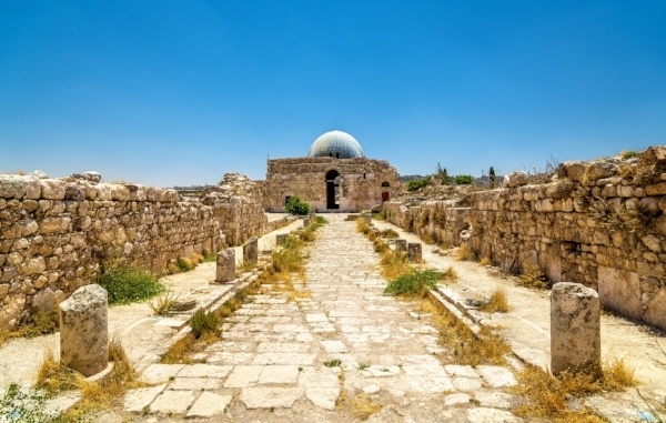 Sauntering in Jordan: Finding Peace and Purpose From Amman to Aqaba