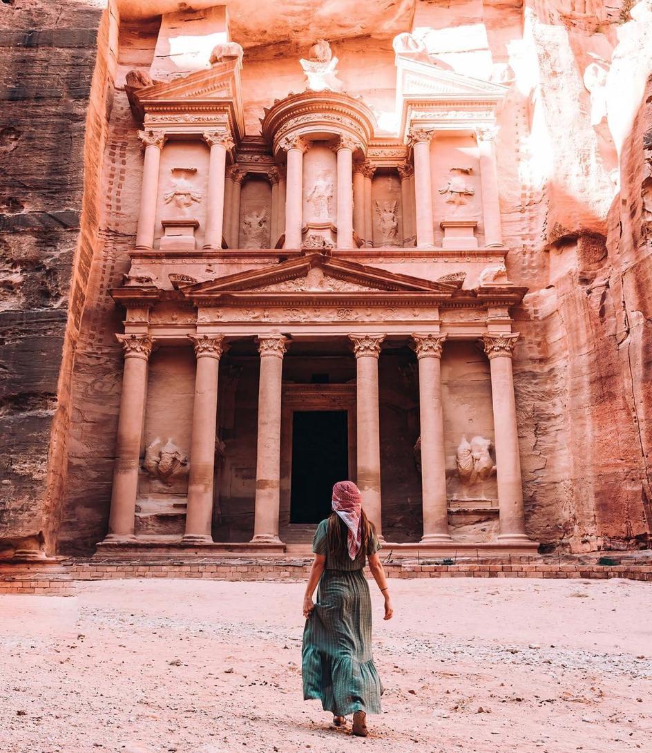 Jordan Welcomes Back Tourism