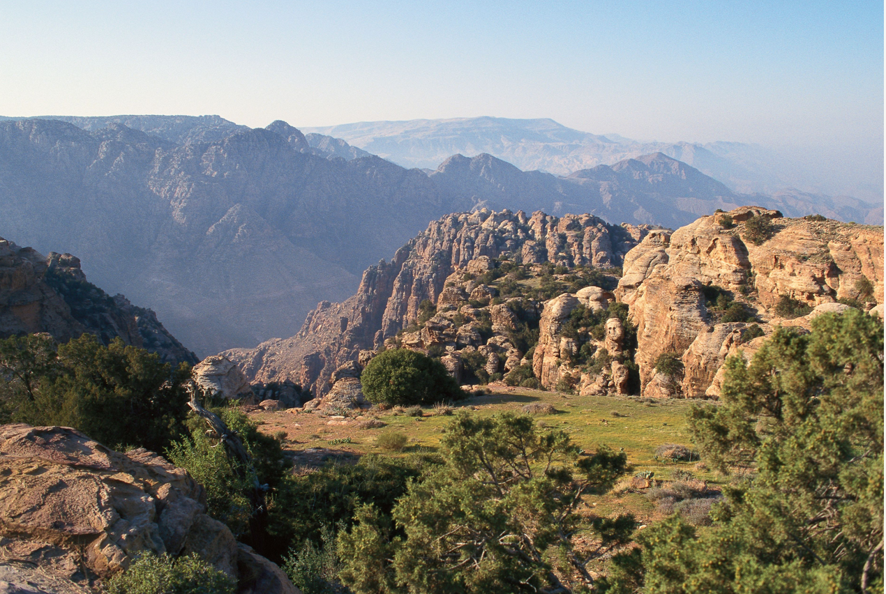 Jordan's Hotels and Inns Are Unlike Anywhere Else in the World