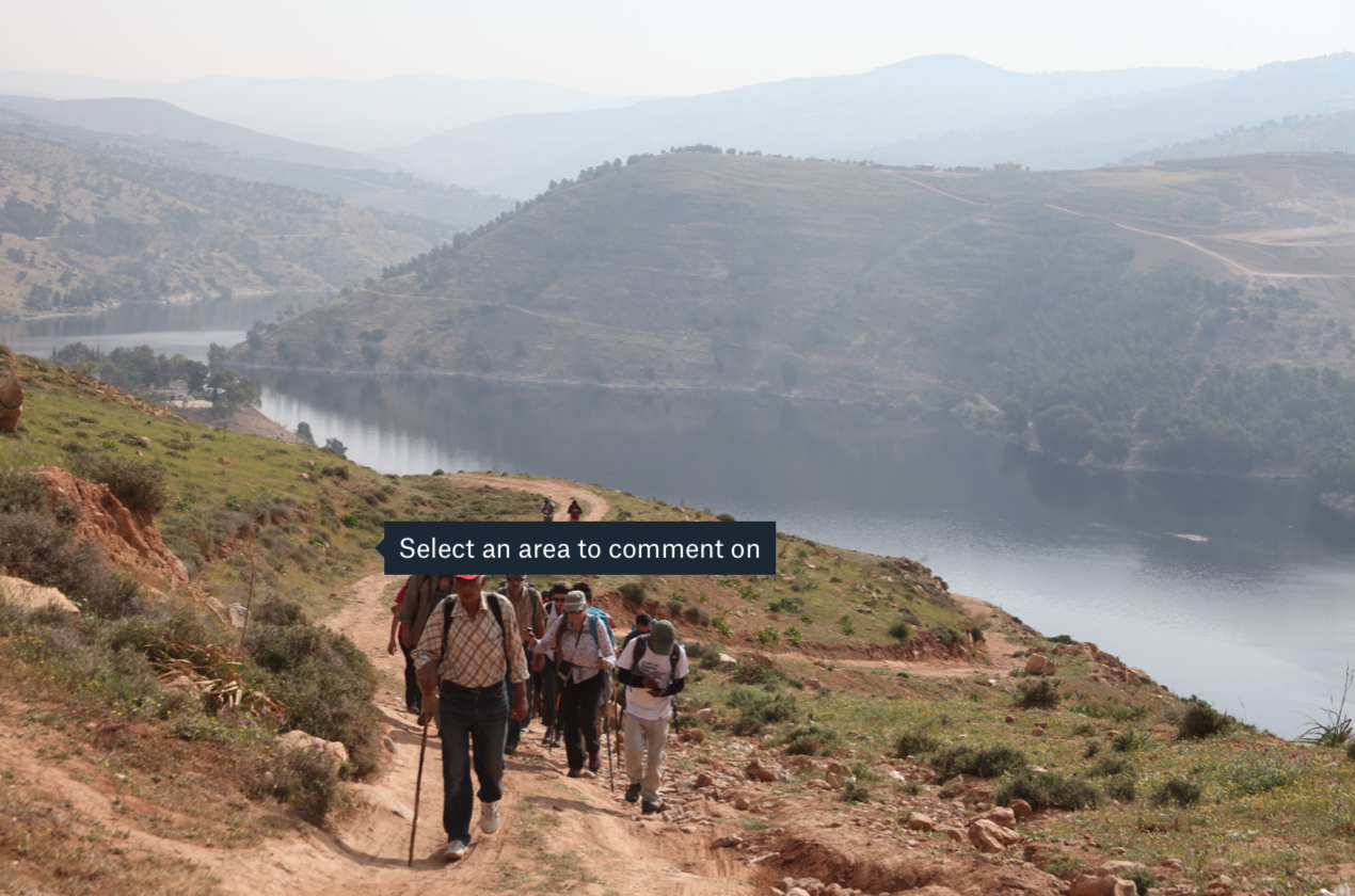 Take a Long Walk Through Culture, History, and Landscape in Jordan